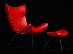 The Chair (Red) 1/6 Scale Accessory