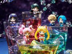 Sailor Moon Ochatomo Cafe Cosmic Heart Box of 8 Figures