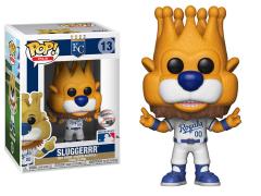 Pop! MLB: Mascots - Sluggerrr (Royals)