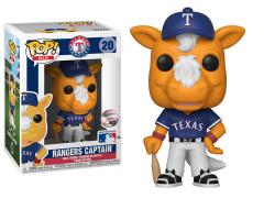 Pop! MLB: Mascots - Captain (Rangers)