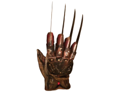 A Nightmare on Elm Street 4 Deluxe Freddy Krueger Glove