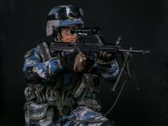 Chinese People's Liberation Navy Marine Corps 1/6 Scale Figure