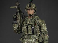 British Army Operation Toral Afghanistan Kabul Security Force 1/6 Scale Figure