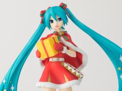 Vocaloid Super Premium Miku Hatsune (Christmas 2019 Ver.) Figure