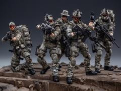 USMC Team 1/18 Scale Set
