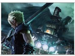 Final Fantasy VII Remake Wall Scroll Vol.1