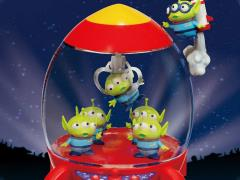 Toy Story Deluxe D-Stage DS-031 Aliens Rocket PX Previews Exclusive Statue