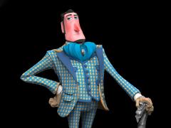 Missing Link Mini Epics Sir Lionel