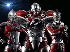 Ultraman HG 02 Exclusive Set