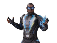 Black Lightning 1/6 Scale Statue