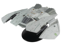 Battlestar Galactica Ship Collection #11 Cylon Raider (Blood & Chrome)