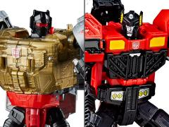 Transformers Power of the Primes Voyager Wave 3 Set of 2 Figures