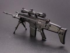 MK17 Rifle (F) 1/6 Scale Weapon Set