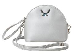 Zelda Navi Domed Shoulder Bag