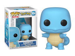 Pop! Games: Pokemon - Squirtle