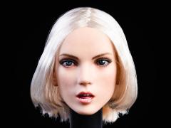 Female Head Sculpt (Blond Hair) 1/6 Scale Accessory