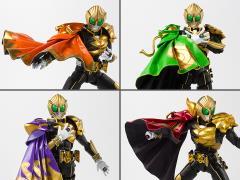 Kamen Rider S.H.Figuarts -Shinkoccho Seihou- Kamen Rider Beast Mantle Exclusive Set