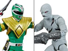 Power Rangers Lightning Collection Fighting Spirit Green Ranger & Might Morphin Putty Two-Pack