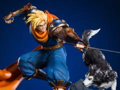 Samurai Shodown Galford D. Weiler 1/6 Scale Limited Edition Statue