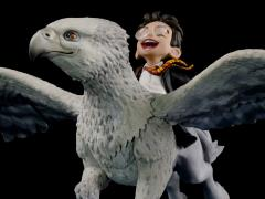 Harry Potter Q-Fig Max Harry & Buckbeak
