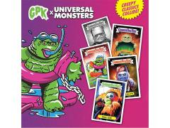 Garbage Pail Kids x Universal Monsters Box of 24 Trading Card Packs (Pink)