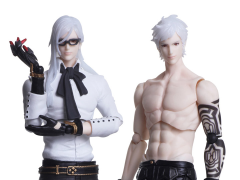 NieR:Automata Bring Arts Adam & Eve Two-Pack