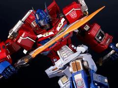 Transformers Kuro Kara Kuri #04 Optimus Prime