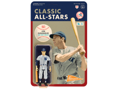 MLB Classic All-Stars ReAction Joe DiMaggio (New York Yankees) Figure