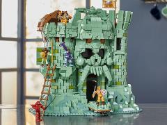 Masters of the Universe Mega Construx Probuilder Castle Grayskull