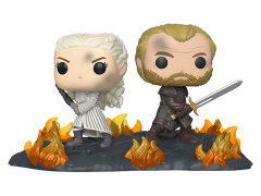 Pop! TV Moment: Game of Thrones - Daenerys & Jorah