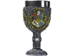 Wizarding World of Harry Potter Hogwarts Crest Goblet