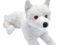 Game of Thrones Direwolf Ghost Large Plush