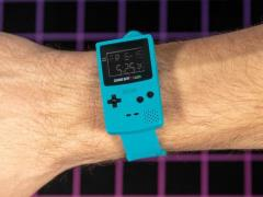 Nintendo Game Boy Color Wristwatch