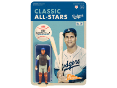 MLB Classic All-Stars ReAction Roy Campanella (Brooklyn Dodgers) Figure