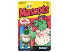 MLB Mascots ReAction Phillie Phanatic Figure