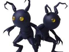 Kingdom Hearts III Bring Arts Shadow Two-Pack