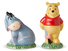 Winnie the Pooh Eeyore & Pooh Salt and Pepper Shaker Set