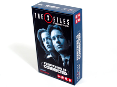 The X-Files: Conspiracy Theory Everything is Connected Card Game