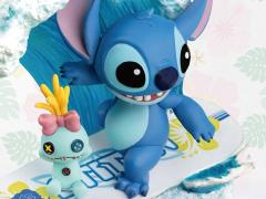 Lilo & Stitch D-Stage DS-030 Stitch Surf PX Previews Exclusive Statue