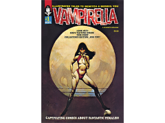 Vampirella #1 (Red Foil) Limited Edition Replica
