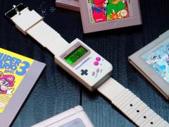 Nintendo Game Boy Wristwatch