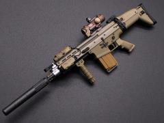 MK17 Rifle (A) 1/6 Scale Weapon Set