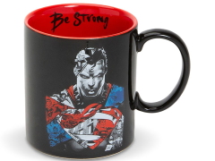 "DC Comics Superman ""Be Strong"" Mug"