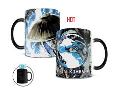 Mortal Kombat X Raiden Morphing Mug