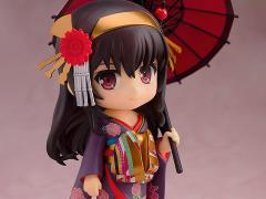 Saekano Nendoroid No.1161 Utaha Kasumigaoka (Kimono Ver.)