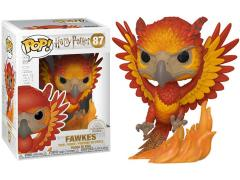 Pop! Movies: Harry Potter - Fawkes