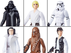 Star Wars Retro Collection Wave 1 Set of 6 Figures