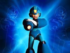 Mega Man X Statue