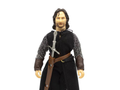 "The Lord of the Rings Aragorn 8"" Mego Figure"