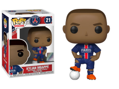 Pop! Football: Paris Saint-Germain - Kylian Mbappé